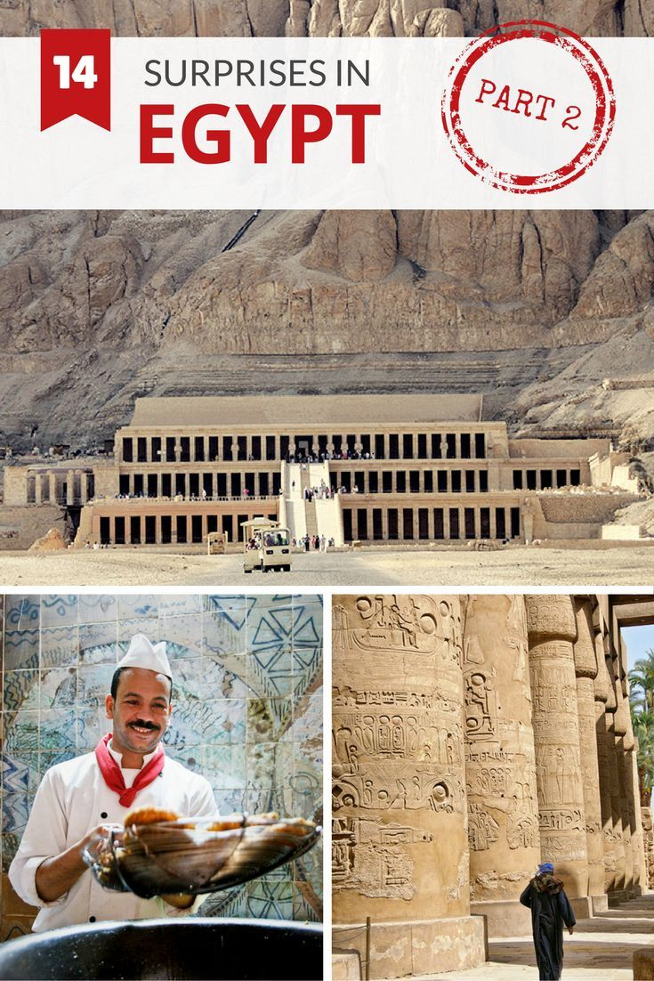 During my brief visit to Egypt, this diverse, historically and culturally rich country surprised me in a number of ways. Here is the second half of that story.