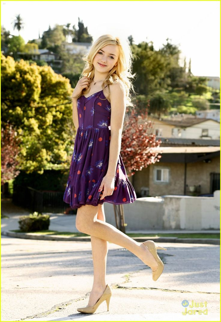 peyton list 2013 photoshoot just jared | Peyton List mostra as tendências da primavera