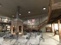 wizualizacja-widok sali głównej