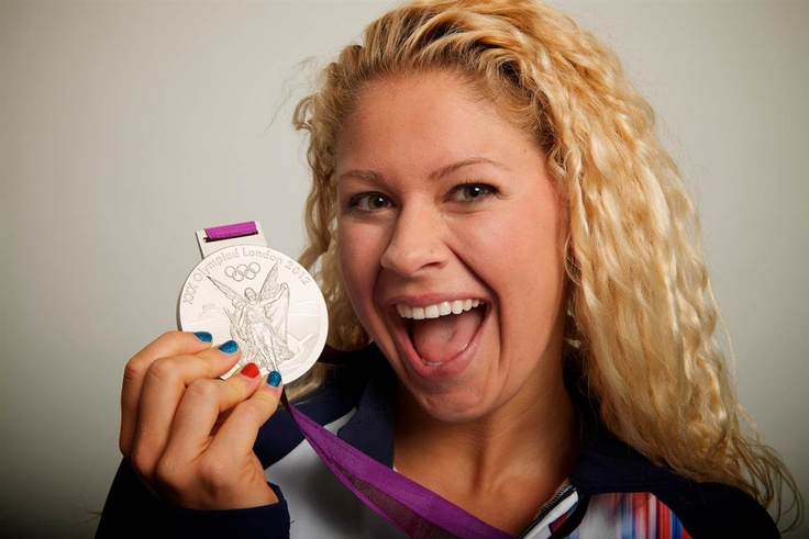 Elizabeth Beisel first competed in the Olympics at age 15. Four years later, she's scored a silver medal in the 400-meter individual medley at the 2012 Olympics.