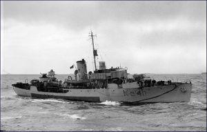 HMCS Vancouver 1