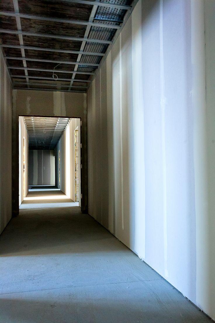 Budowa 3. etapu Capital Art Apartments - maj 2014 r.