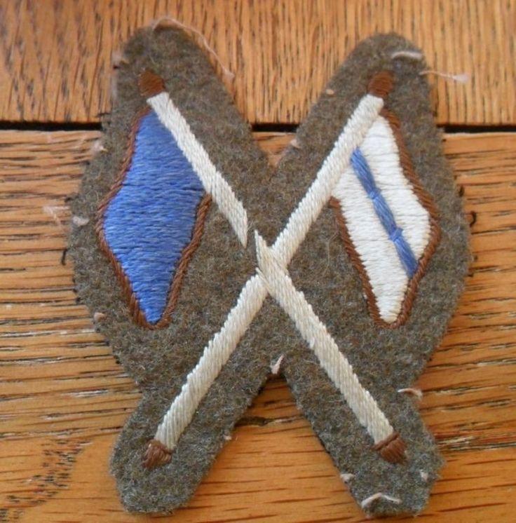 british army cloth badges eBay