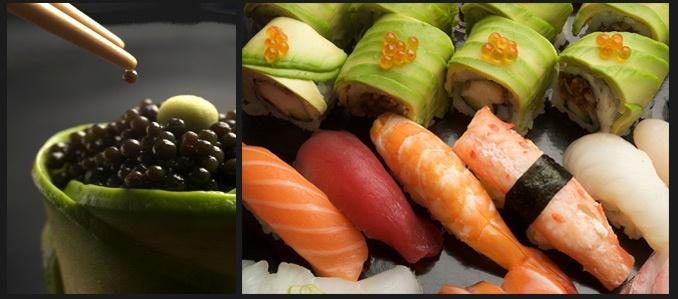 Alex sushi, best sushi in Oslo.  www.alexsushi.no