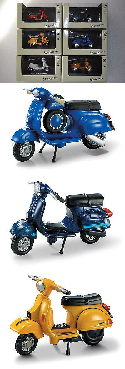 Contemporary Manufacture 45348: Vespa Scooter 90Ss Rally 180 125 Et3 P200e 125 T5 Pole Position Et4 125 1 32 -> BUY IT NOW ONLY: $36.88 on eBay!