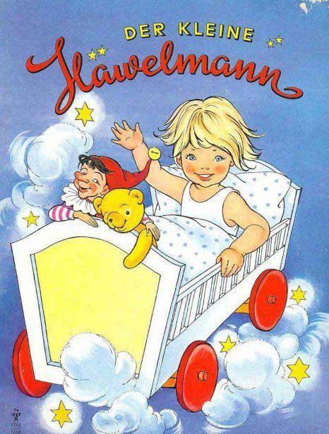 Felicitas Kuhn-Klapschy: 'Der kleine Hawelmann'