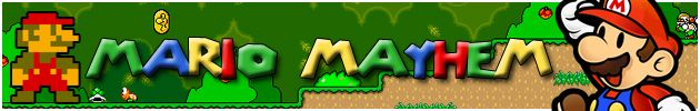 A lot of fun info about Mario Games, including interesting glitches and a lay-out of sprites used.