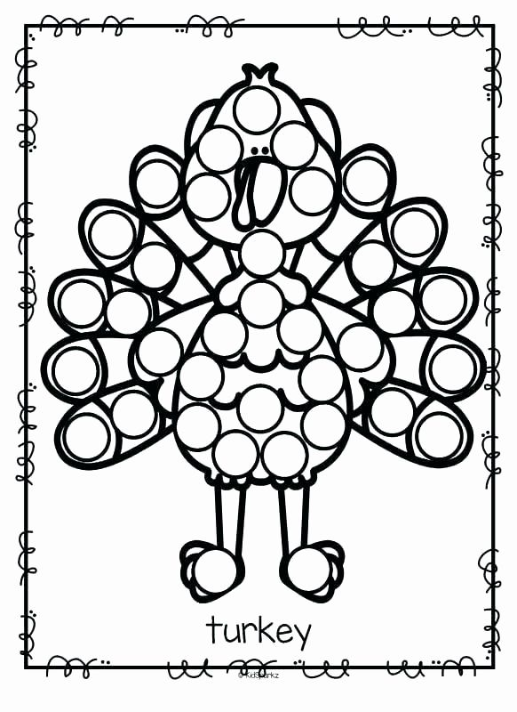 Turkey Hunting Coloring Pages Lovely Bingo Coloring Pages – Sharpball  – Printable Turkey Coloring Page
