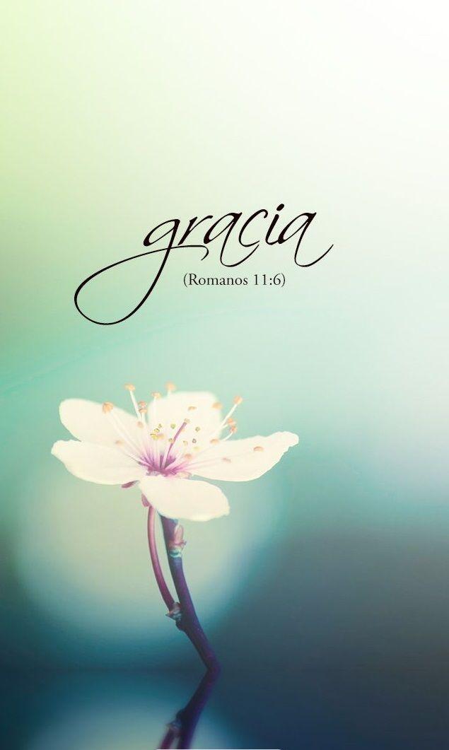 Y si es por gracia, ya no es por obras; porque en tal caso la gracia ya no sería gracia. Romanos 11:6 (NVI)