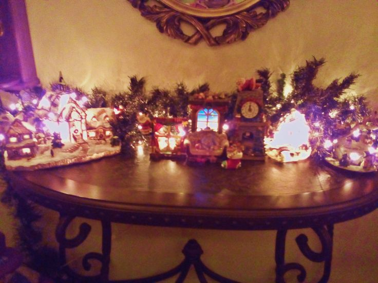 Our Christmasland at Lions Nine hotel