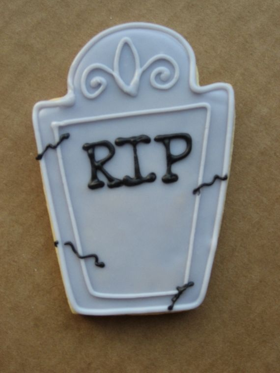 Tombstone: Cakes Cupcake Cookies, Cakes Cupcakes Cookies, Fall Halloween Cookies, Decoration Idea, Cookies Cakes And Treats, Cookies Halloween, Tombstones Cookies, Cookies Decoration, Decoration Cookies