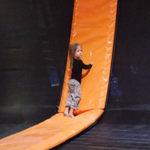 Lots of fun at Jumpdeck today...