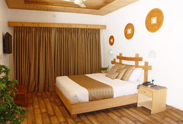 Corbett Leela Vilas-Luxury Resort in Corbett National Park