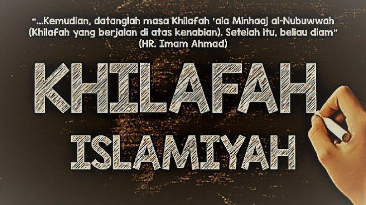 Indonesia Menuju Orde Khilafah?