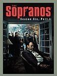 Sopranos  Complete Season 6 Six  PART 1 NEW 4-DISC DVD SET free shipping
