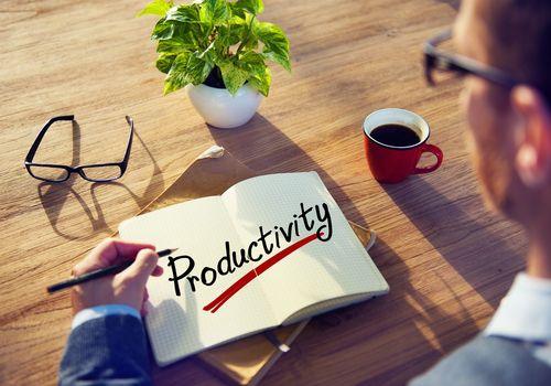 Produktives Arbeiten hängt von vielen Faktoren ab. Ein produktivitätsfördernder…