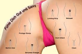 Proper way to do a bikini wax