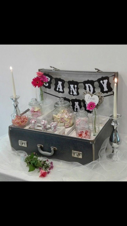 Candybars Koffer