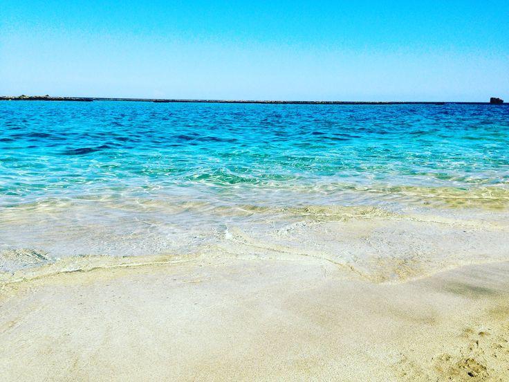 Plaże na Cyprze są piękne!/Cyprus beaches are beautiful! #cypr #północnycypr #cyprus #northcyprus
