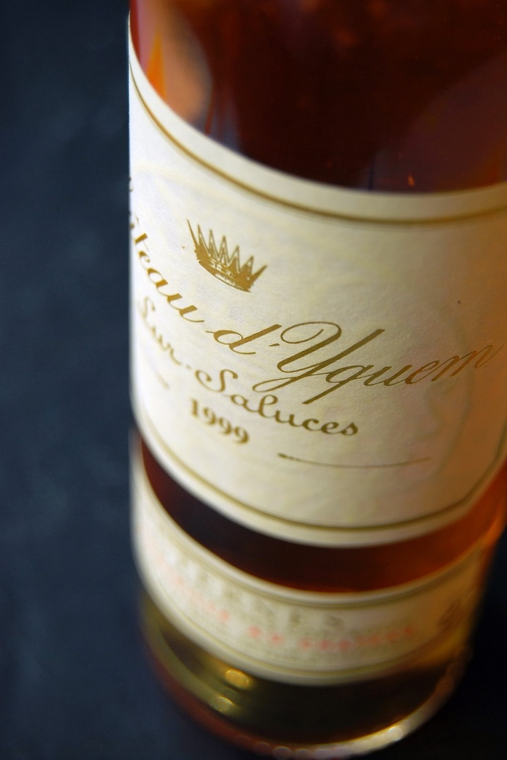 Yquem 1999, Sauternes, Bordeaux, France. Average Score : 91,13/100 (6 critics)