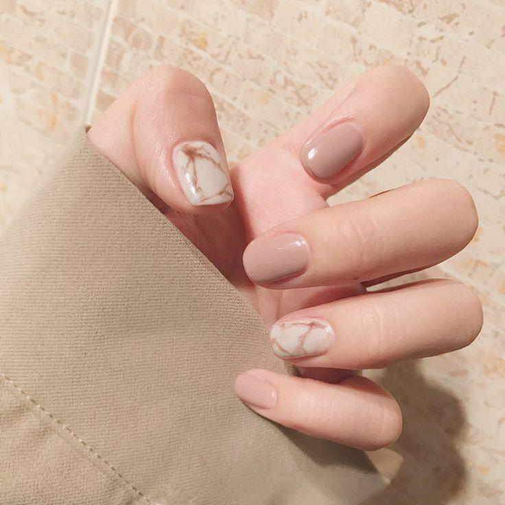 Élégant 24 pcs/ensemble Encre vent type Couleur saut conception fake ongles Easy Moyen-long taille dame pleine nail conseils Patch artwork outil mariée