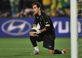 Was he great last night or what / Claudio Bravo / Chile