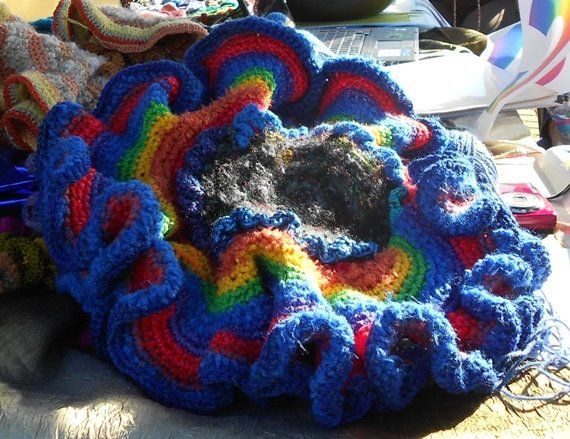 53 best Hyperbolic Crochet images on Pinterest | Häkeln ...