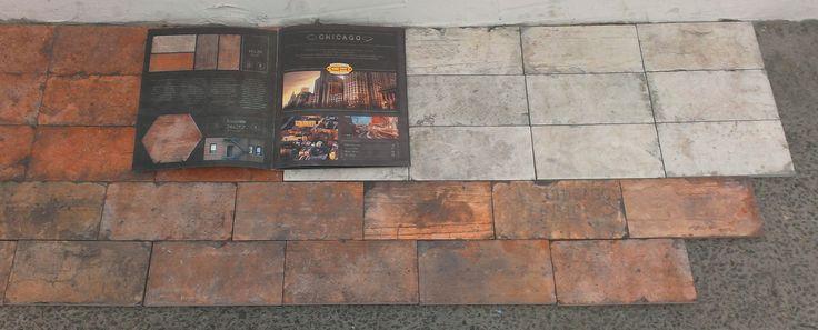 Fliese I Ziegel I Optik I Terrakotta I Fliesen Hannover I Keramik Loft