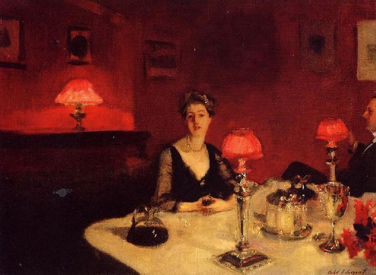 john singer sargentArtists, John Singer Sargent, Artworks, Art Museums, Colors Stories, Night, Dinner Tables, San Francisco, Oil Painting