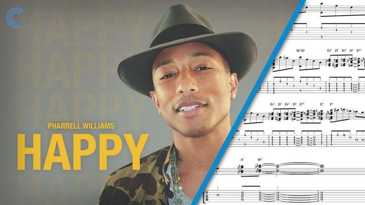 Alto Sax - Happy - Pharrell - Sheet Music, Chords, & Vocals