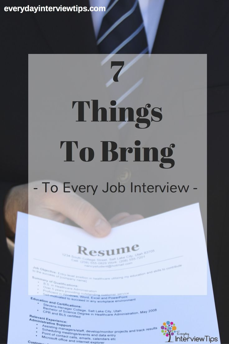 best images about interview tips interview preparation on remember there are 7 things you must bring to every interview use our checklist