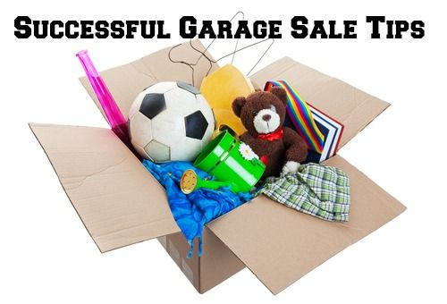 Everyone wants to have a successful garage sale. It's a great way to clean out…