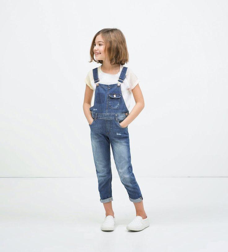 Macação Zara Kids SS2015