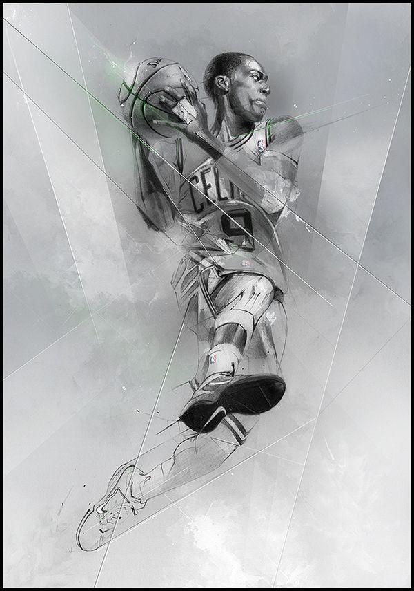 24 Best Rajon Rondo Images On Pinterest Boston Celtics