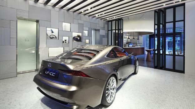 BBC - Autos - Lexus