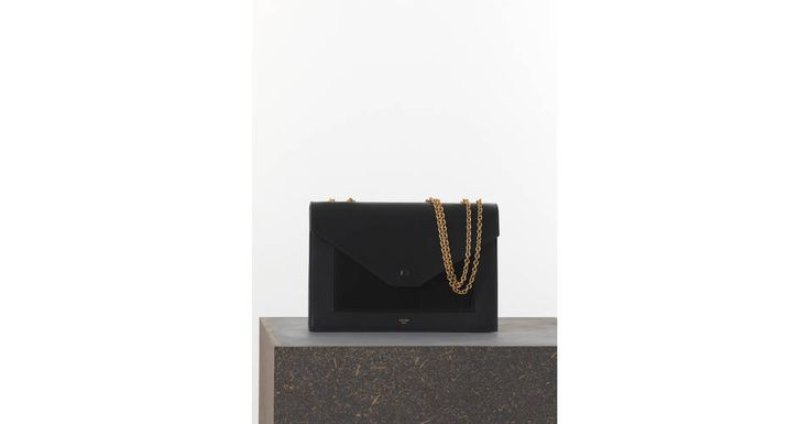 Thousands of images about Celine Pocket Flapbag with Chain in ...