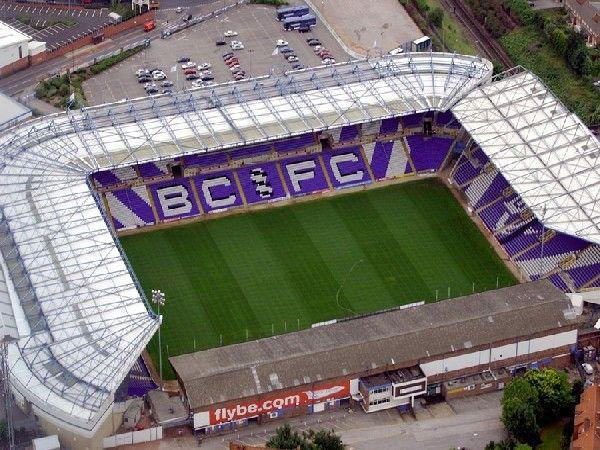 St Andrews Stadium - Birmingham FC - Birmingham, England