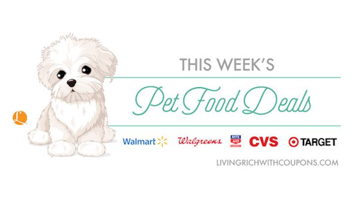 Pet Food Coupons - Best Pet Food Deals This Weekstarting 01-14-18  Living Rich With Coupons®