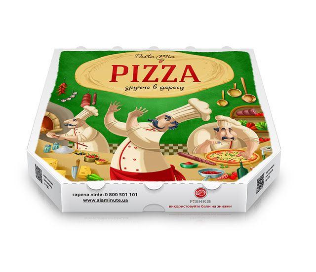 237 best Pizza Box Design images on Pinterest