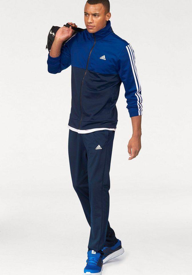 adidas Performance Trainingsanzug »PES MID3S CB TRACKSUIT