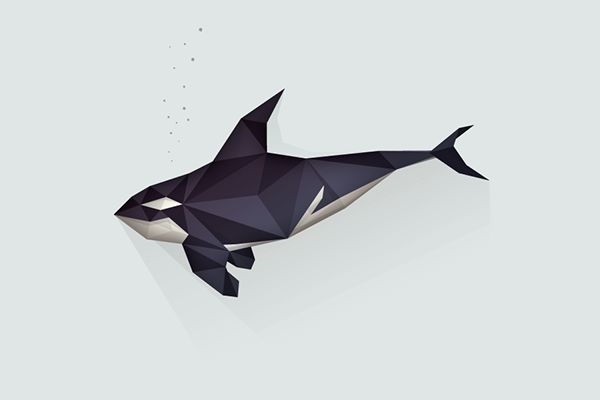 Low Poly Animals on Digital Art Served