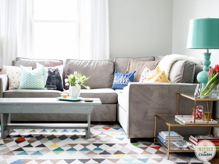 Can't Stop. Won't Stop. Inspired by Charm blog. Home Design.