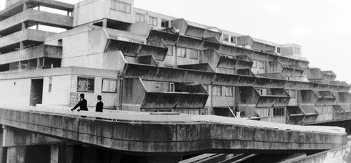 modernism-in-metroland:  Broadwater Farm Estate, Tottenham...