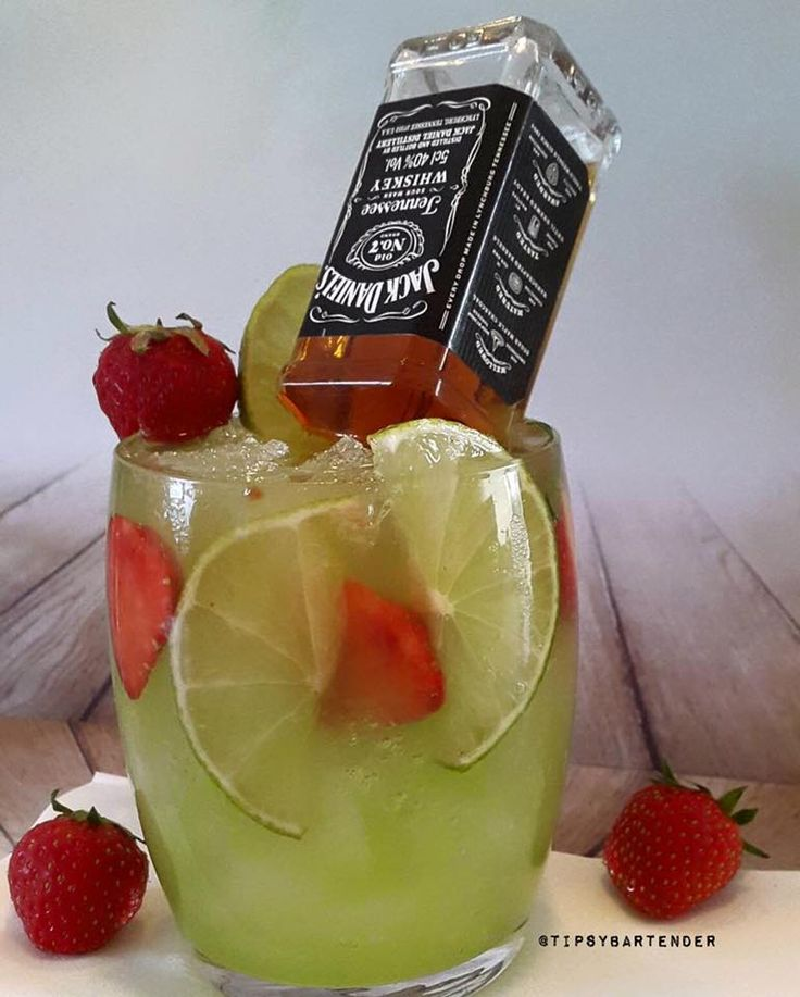 Jack in the Tropics - For more delicious recipes and drinks, visit us here: www.tipsybartender.com