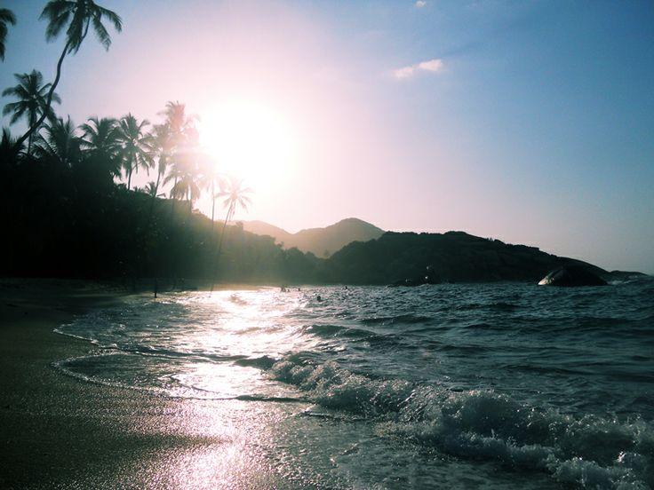 #tayrona #colombia #paradise