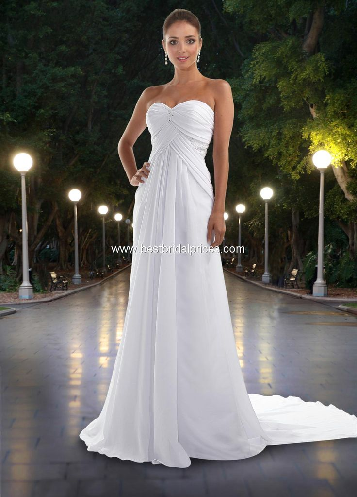 Davinci Wedding Dresses - Style 8403 gorgeous in a different color for an evening gown too!!
