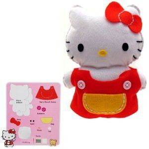 Hello Kitty Sew a Hello Kitty Kit Doll * Be sure to check out this awesome product.