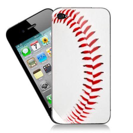Stickers iPhone balle de baseball
