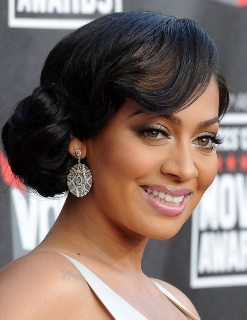 20 La La Anthony Hairstyles