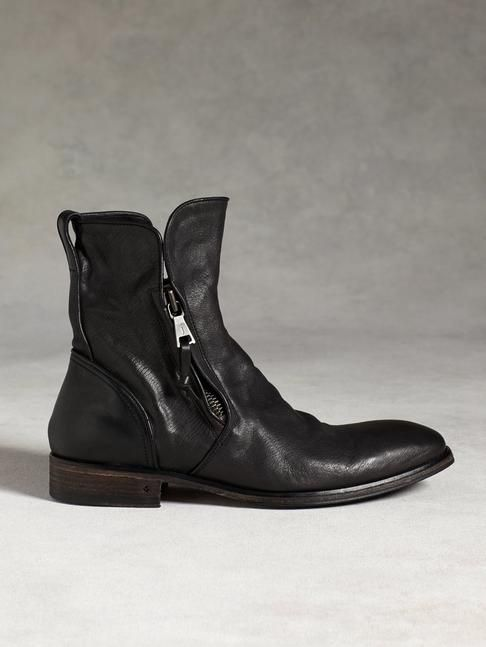Fleetwood Wire Zip Boot - John Varvatos